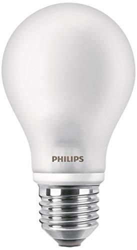 Philips Lighting Bombilla LED Estándar de Luz Fría E27, 7 W, Muyfría, Pack de 1