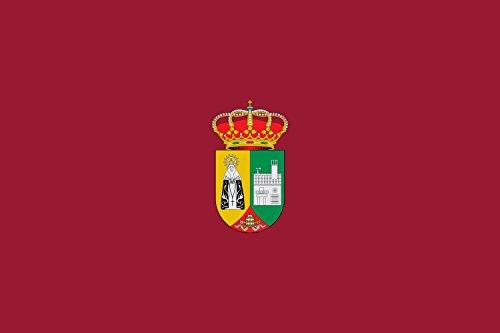 magFlags Bandera Large Casatejada, Cáceres, España | Bandera Paisaje | 1.35m² | 90x150cm