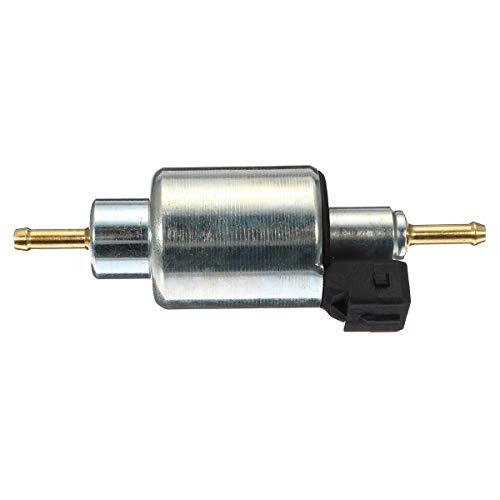TOOGOO 1Kw-5Kw Kraftstoff Luft Standheizungspumpe 12V 10A 22Mpa Auto Auto Elektro?l Universell Metall Elektronische Puls-Pumpe Energie-Einsparung