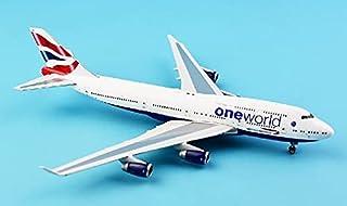 Phoenix 1/400 完成品 ブリティッシュ・エアウェイズ British Airways B747-400 ONE World G-CIVZ ダイキャスト モデル 航空機