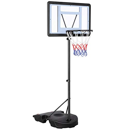 Yaheetech Basketball System Removeable Basketball Hoop