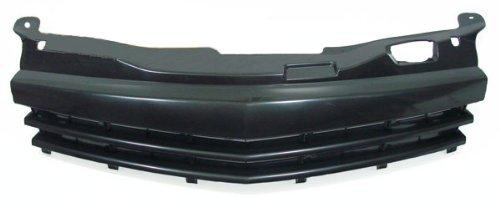 Carparts-Online 13077 Grill Kühlergrill ohne Emblem