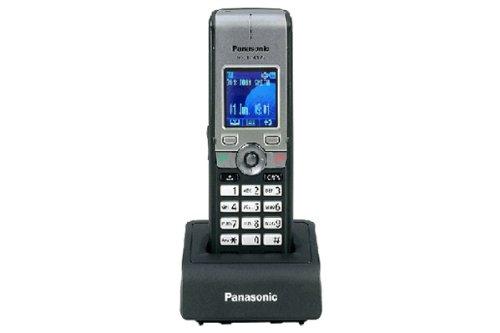 Panasonic KX-TCA175CE DECT Mobilteil (Ladeschale, Farbdisplay, Headsetanschluss, Handybuch)