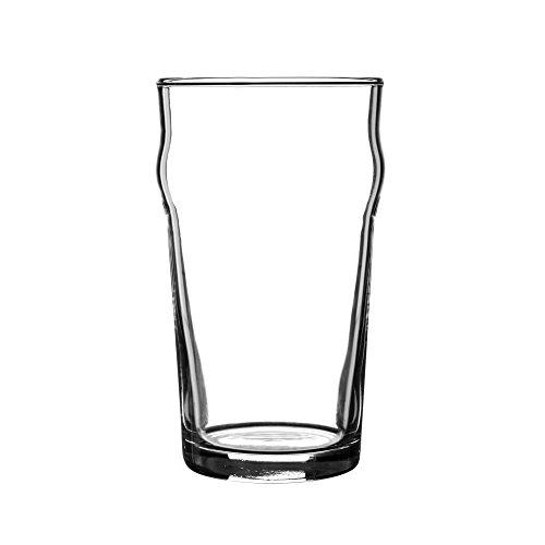 Ravenhead Essentials Nonik - Juego de vasos de cerveza (2 un