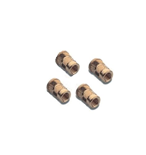 Ensat/®-S Gewindereparatur-Eins/ätze M 2 Gewindeeins/ätze Gewindebuchse: M 8 x 15 mm Edelstahl 1.4105 M 30