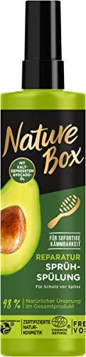 Nature Box Reparatur-Sprüh-Spülung Avocado-Öl, 200 ml