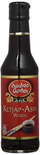 Bamboo Garden Ketjap-Asin würzig (140 ml)