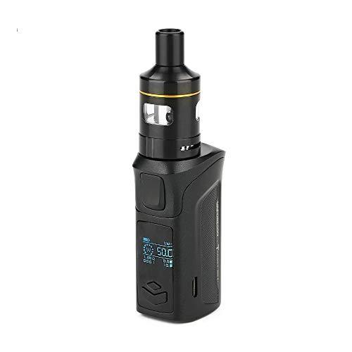 Cigarrillos electrónicos Vaporesso Target Mini 2 Kit 50W batería integrada de 2000 mAh con bobina CCELL para nic-sales y CBD sin nicotina sin líquido (negro)