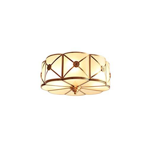 Flashlight WG - Lámpara de techo LED para sala de estar, simple y moderna, lámpara de dormitorio, cálida romántica, creativa, cálida moda (tamaño: 35 x 18 cm)