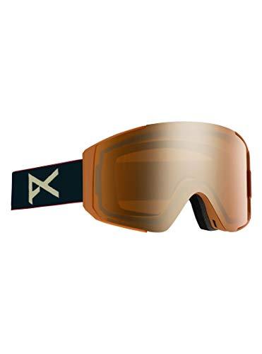 Anon(アノン) スノーボード スキー ゴーグル メンズ MEN'S SYNC GOGGLE ASIAN FIT WITH BONUS LENS 2019-20年モデル NAサイズ ROYAL/SONAR BRONZE 21508100461