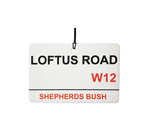 QPR/Loftus rd Street Sign Car Air Freshener