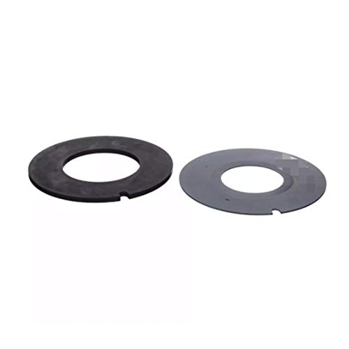 SSGLOVELIN RV WC Rubber Bowl Seal Kit ersetzt 385311462 385316140 Sitz for Dometic/Sealand/Mansfield/VacuFlush Trailer RV Camper WC