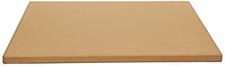 COYMOS Pizza Stone Heavy Duty Ceramic Baking Stone for use in Oven & Gril – Thermal Shock Resistant