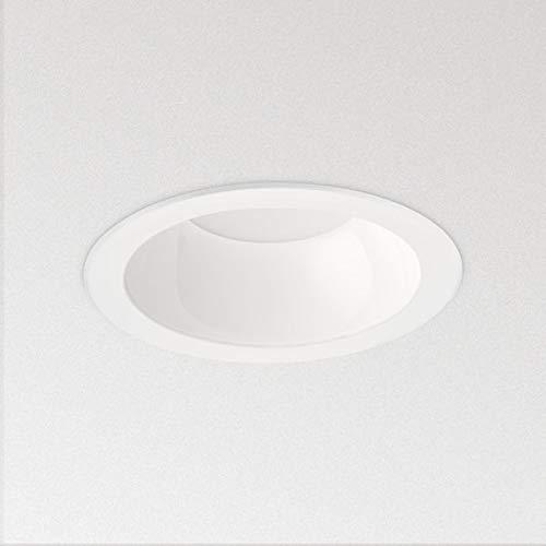 Philips CoreLine Downlight iluminación de techo Blanco LED - Lámpara (Blanco, Pasillo, Shop, Empotrada, Policarbonato, IP20, I)