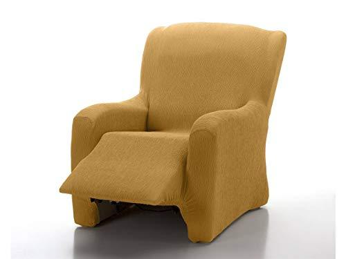 CAÑETE - Funda sillón Relax Completo JARA - Color Mostaza