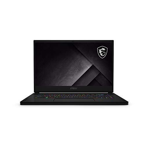 CUK GS66 Stealth by_MSI 15 Inch Gaming Notebook (Intel Core i7, 64GB RAM, 2TB NVMe SSD, NVIDIA GeForce RTX 3070 Max-Q 8GB, 15.6' FHD 300Hz 3ms, Windows 10 Pro) Professional Gamer Laptop Computer
