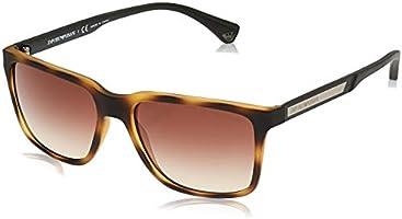 Emporio Armani Square Sunglasses For Men