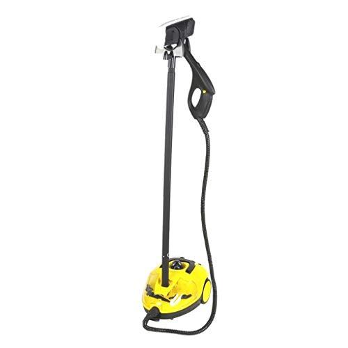 Coco Multifunktions-Dampfreiniger - Mit 21 Zubehörteilen - Tragbares mobiles Hand- + Hochdruck-Handdampfgerät -1500W, 2000ml