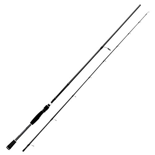 KastKing New Perigee II Fishing Rods – 24 Ton Carbon Fiber Casting Rods and Spinning Rods, Fuji O-Ring Line Guides, Premium Two Piece Construction Rods Now in 29 Sizes Ultra Light to Heavy