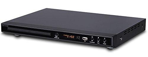 Preisvergleich Produktbild Denver 5.1 DVD-Player DVH-1244MK2 mit HDMI,  Schwarz