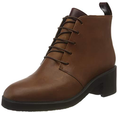 Camper Wdr K400326-004 Formal Shoes Women Brown