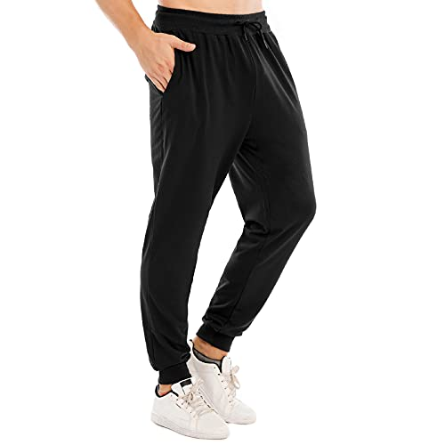 Voqeen Pantalón Jogger Pantalones Hombre Pitillo Slim Fit para Hombre Casual Jogging Chandal Hombre Pantalones Jogger Deportivo Entrenamiento Fitness Sweat Pants