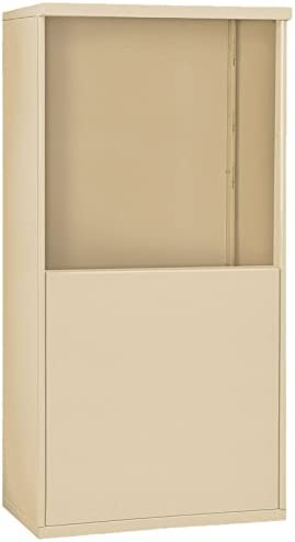 Salsbury Industries 3908D-SAN Free-Standing D for Ranking TOP4 3708 Enclosure gift