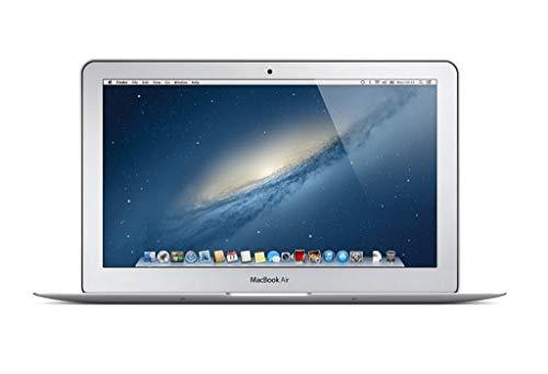 Apple MacBook Air 11' (Mid 2013) - Core i5 1.3GHz, 4GB RAM, 128GB SSD (Renewed)