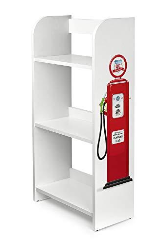 estanterias gasolinera