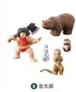 【金太郎】ミニチュアライフコレクション MINIATURE LIFE COLLECTION 日本の昔話