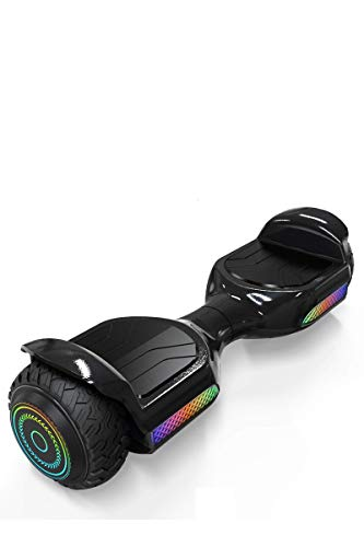 BBGSFDC Niños Off-Road Balance Scooter eléctrico Dos Ruedas Smart Parallel Coche Adulto Drifting Mobility Electric Stepping Coche
