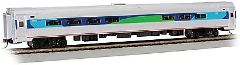 Bachmann Industries Inc. Amtrak Budd Passenger Car 85' Amfleet I Acela Regional Cafe (Lighted Interior) - N Scale