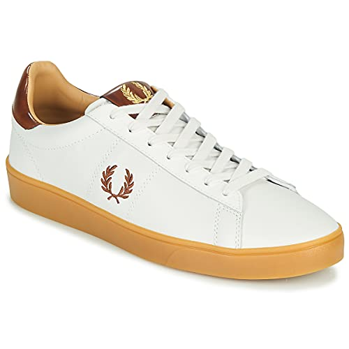 Fred Perry Spencer Leather Tab B1226254, Deportivas - 43 EU