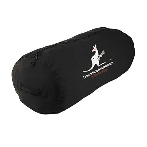 DownUnder Impact Bag by Bradley Hughes - Golf Swing Training Aid - PGA Tour Golf Accessories - Improve Golf Swing