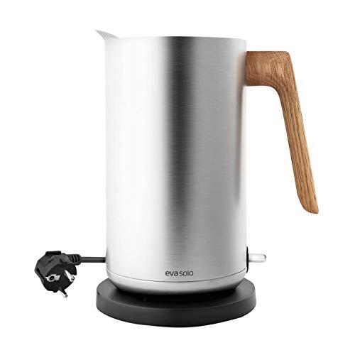 Nordic Kitchen Elektrischer Wasserkocher, edelstahl LxBxH 13,5x20x25cm