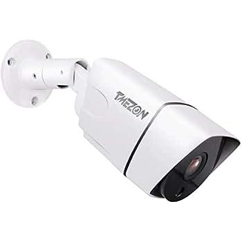 TMEZON Überwachungskamera 960P CCTV-Kamera mit Weatherprof, Nachtsicht, kann mit TMEZON Video-Türsprechanlage MZ-IP-V103W, MZ-IP-V142B verwendet Werden
