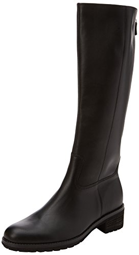 Gabor Shoes Damen Fashion Stiefel, Schwarz (27 Schwarz (Glitter), 41 EU