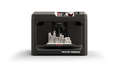 MakerBot Replicator Desktop 3D Printer, 5th Generation, Firmware...