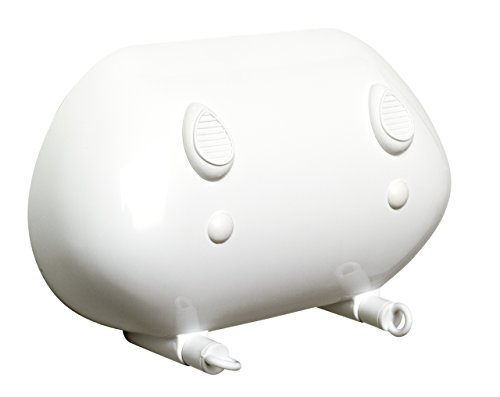 toyma 0750/10-Tendedero Extensible 2 Cuerdas, Color Blanco