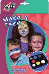 Galt – Make a Face – Fait Une Grimace – Kit de Maquillage 6 Couleurs (Import Royaume Uni)