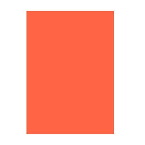 Origami / 100 / A4 Papier/Kinderhandarbeit Papierstudent Origami Material/Farbpapier-Orange