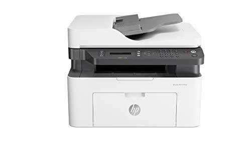 HP Laser MFP 137FNW Laser-Multifunktionsdrucker (Laserdrucker, Kopierer, Scanner, Fax, WLAN)