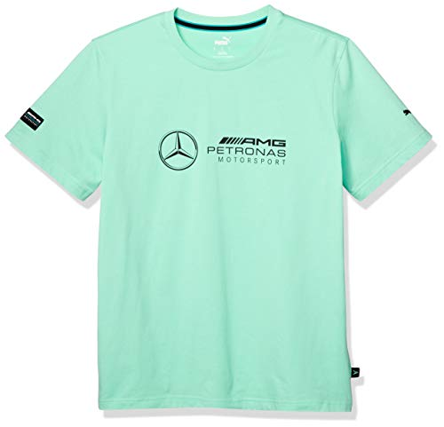 Puma Mercedes Amg Petronas Motorsport - Camiseta para hombre, color ve