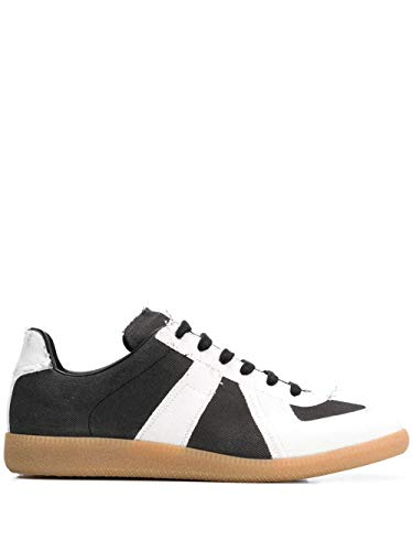 Maison Margiela Luxury Fashion Herren S57WS0290P3138H7926 Schwarz Sneakers  