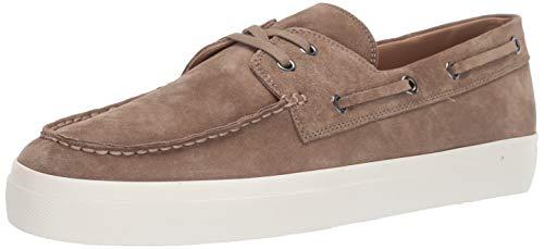 Vince Men's Boat Shoe, Flint, 10.5 UK