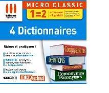 4 Dictionnaires