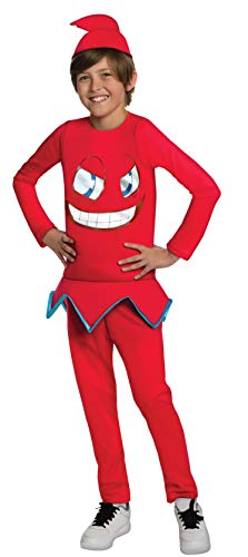 Pac-Man and The Ghostly Adventures Child's Blinky Costume, Three Sizes