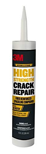 3M High Strength Crack Repair, 10 oz. Caulk Tube