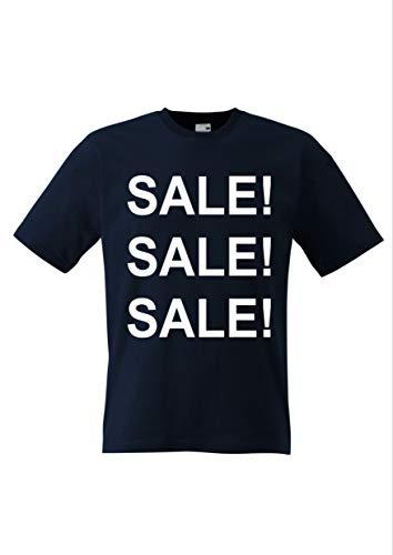 3PK SALE SALE SALE! POS Display, Kantoor, Winkel, Outlet, Evenement, Clearance, Promotionele Aanbieding, Werkkleding (Zwart, Med)