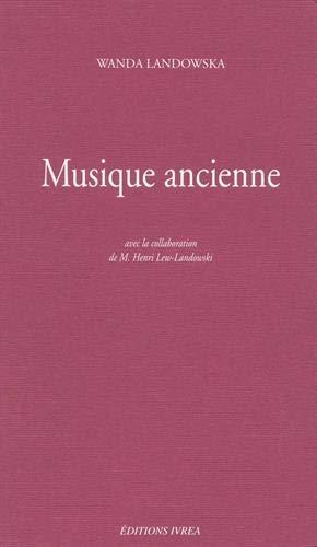 Musique ancienne
